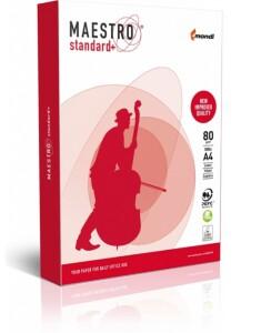 Бумага Maestro Standard+ А4